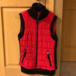 Calvin Klein Red Performance Vest XS